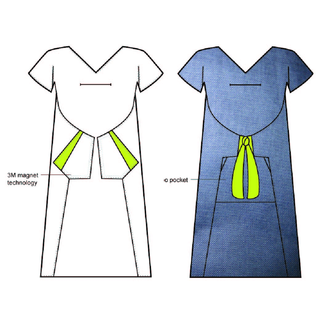 hospital-gown