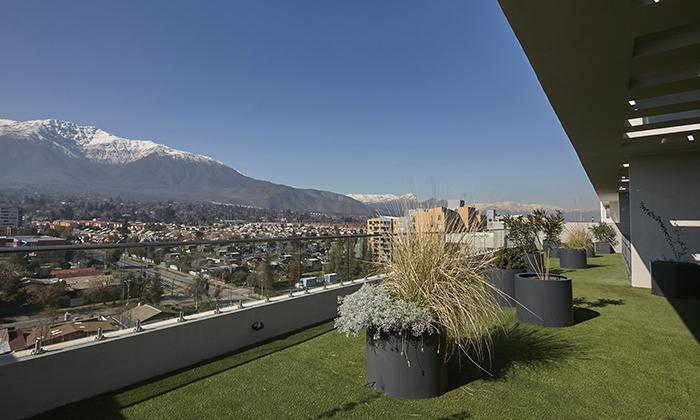 Cien nuevos edificios entrarán a negocio de renta residencial en Santiago en cinco años