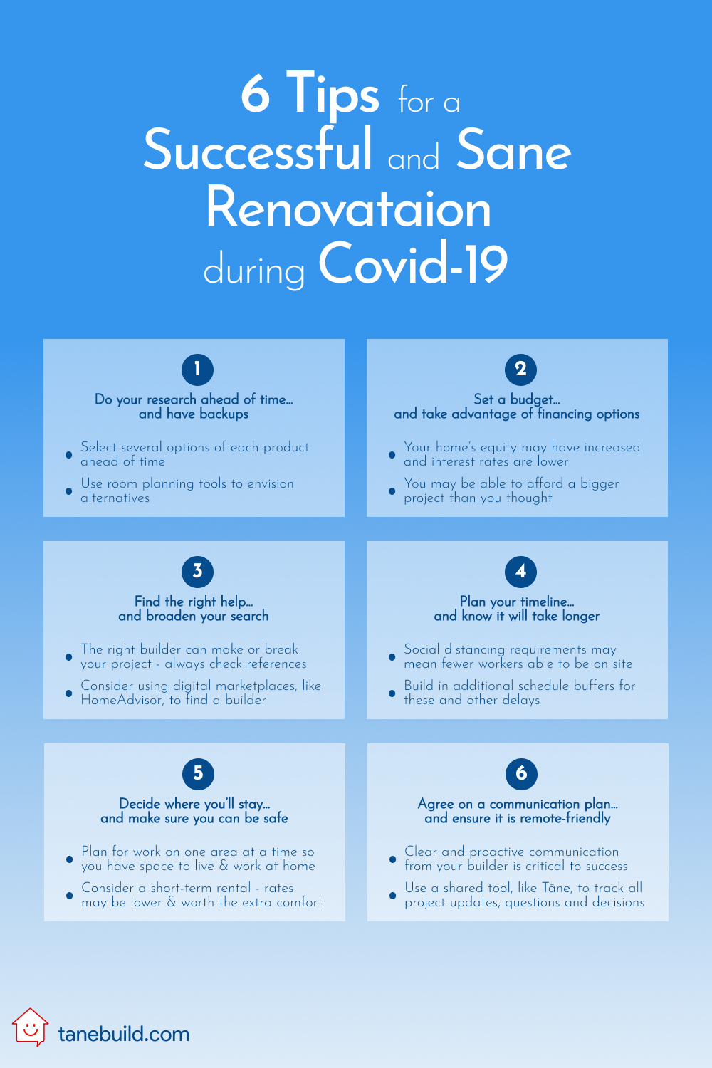 home renovation tips, home remodeling tips, home construction advice, coronavirus safety, covid-19 safety