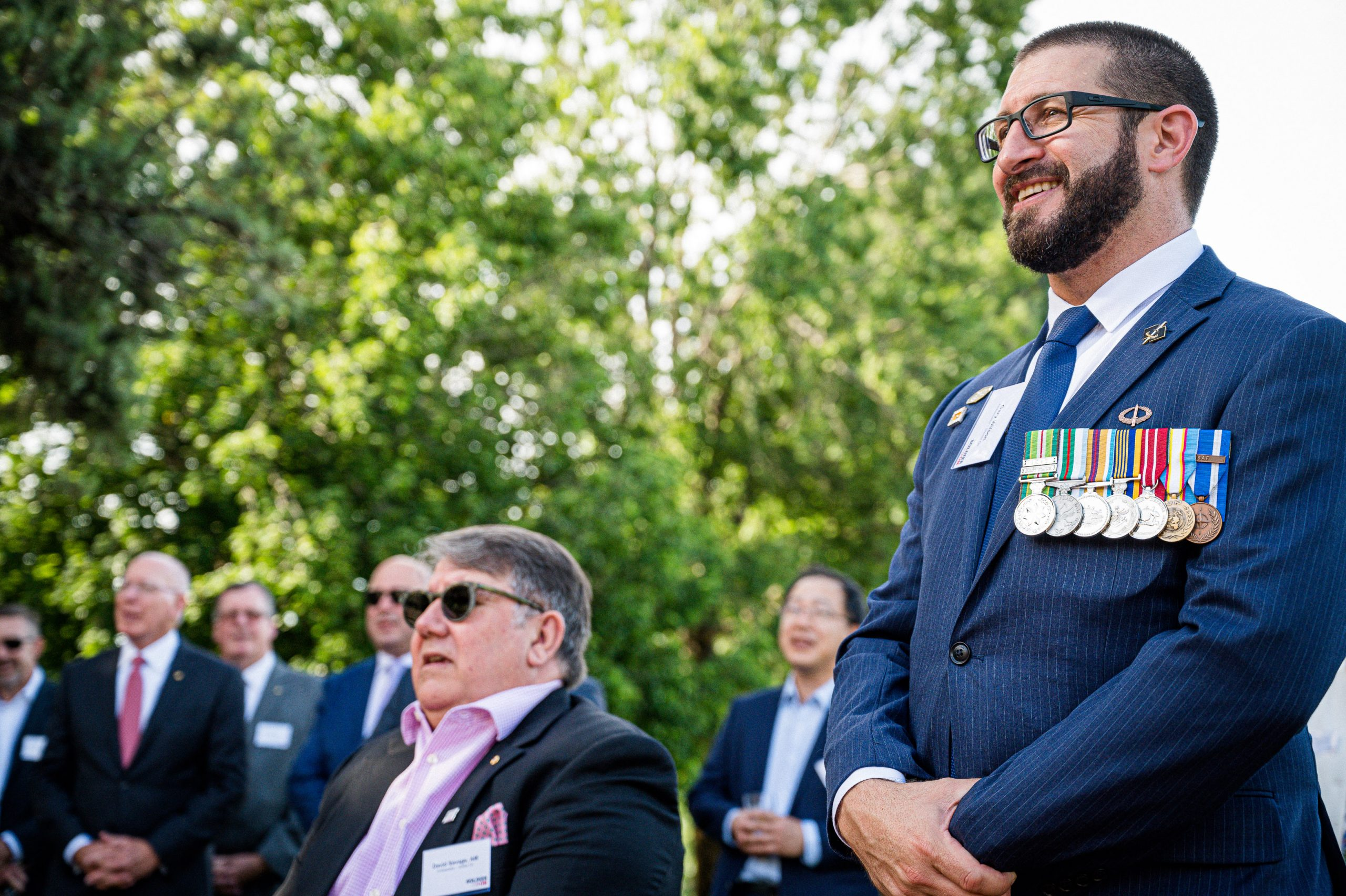 RSGx Recognised as Soldier On Gold Pledge Partner