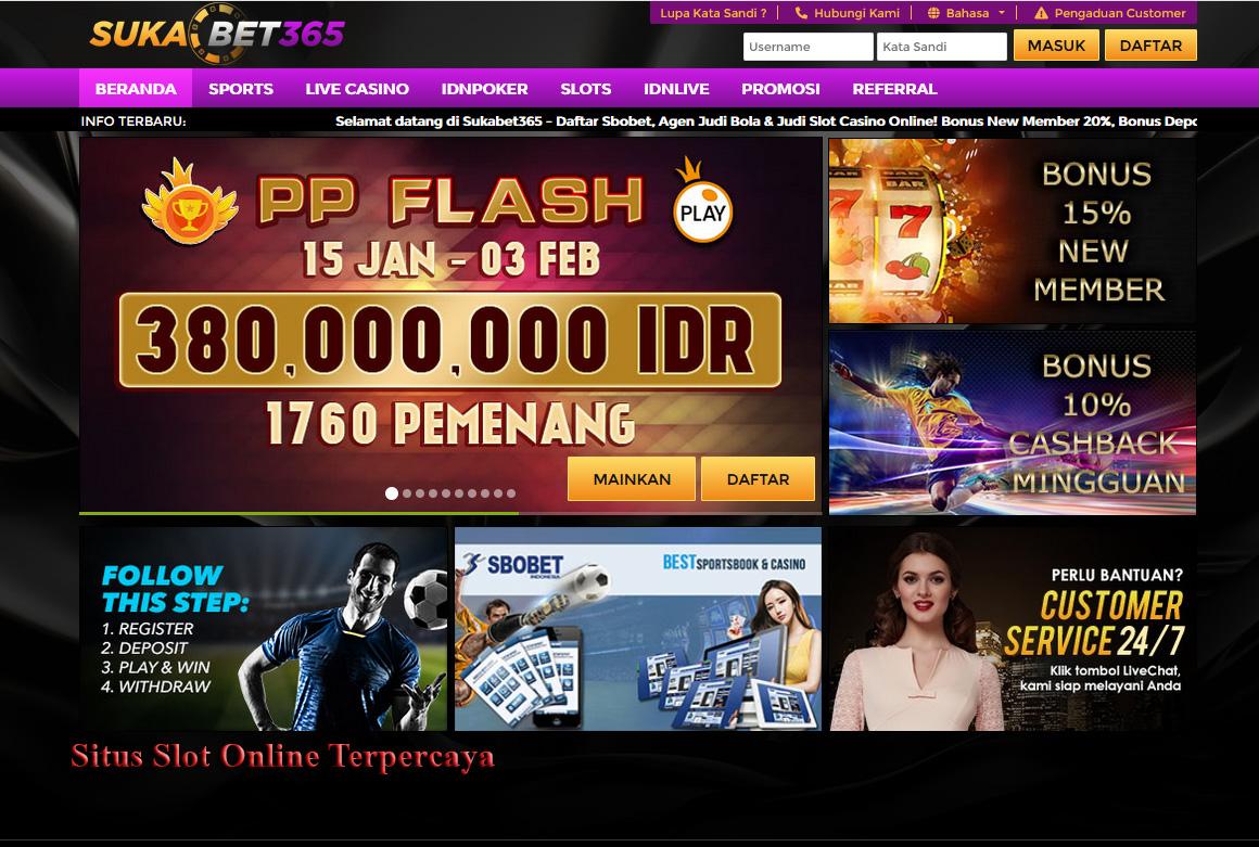 Daftar Judi Slot Online