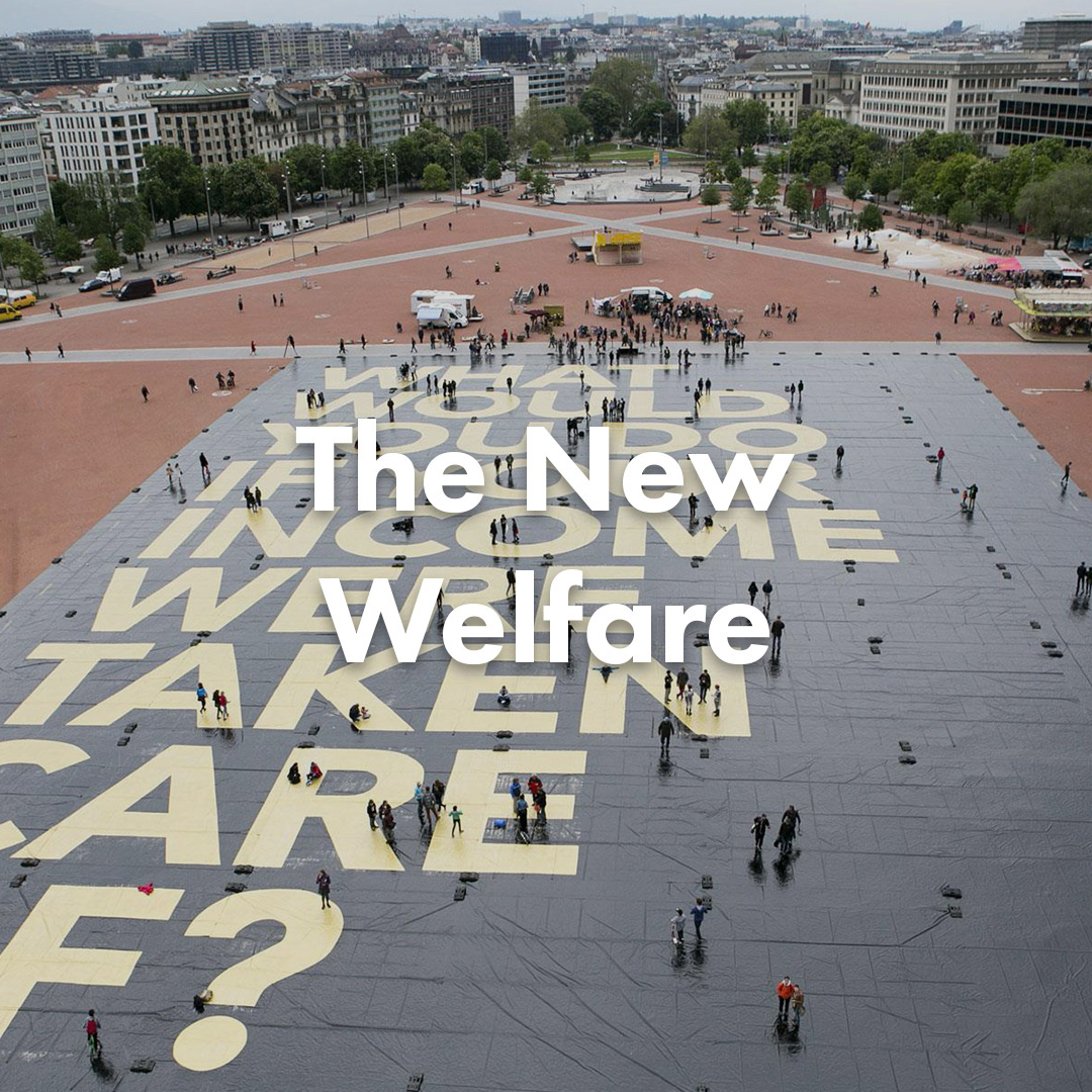 The New Welfare