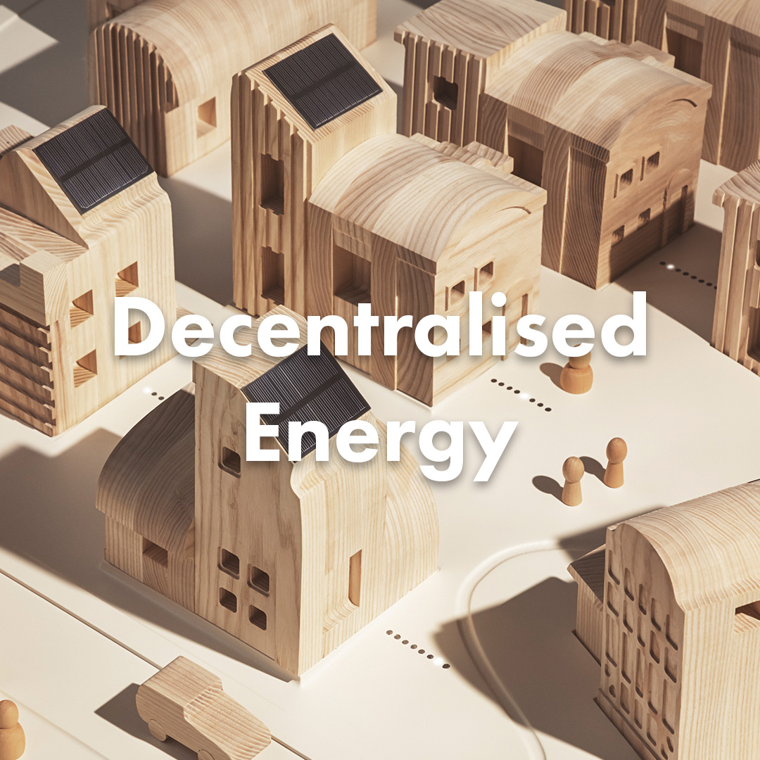 Decentralised Energy