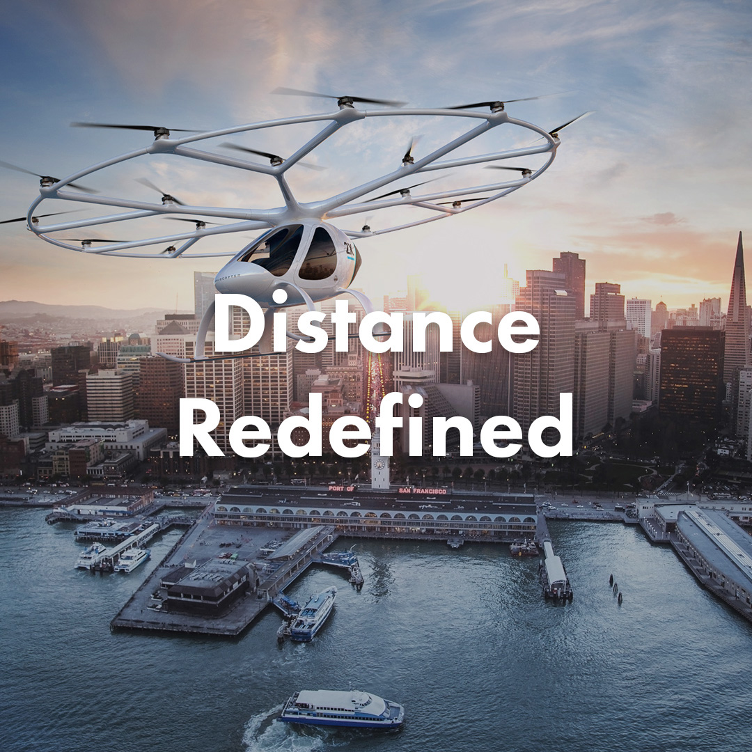 Distance Redefined