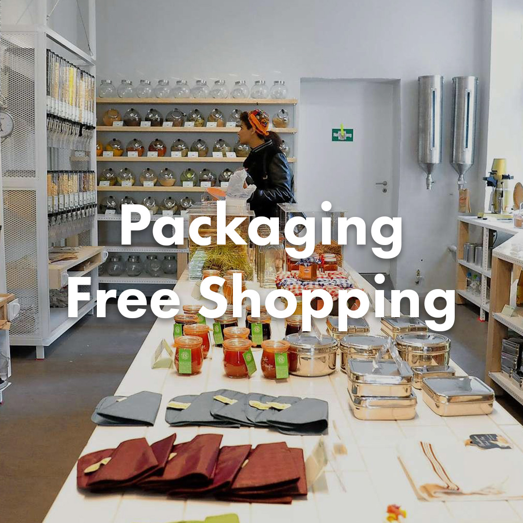 Packaging Free Shopping