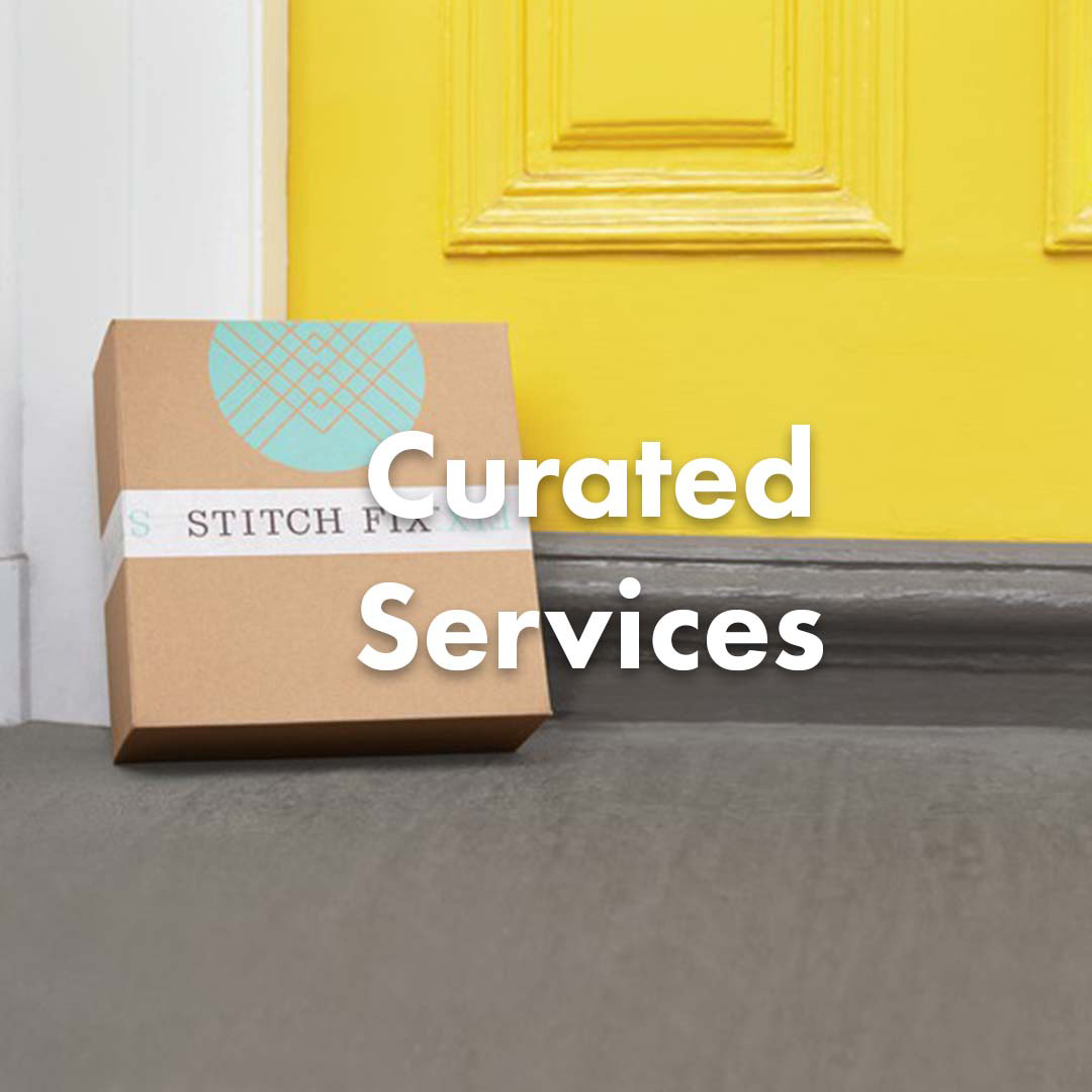 Curated Services