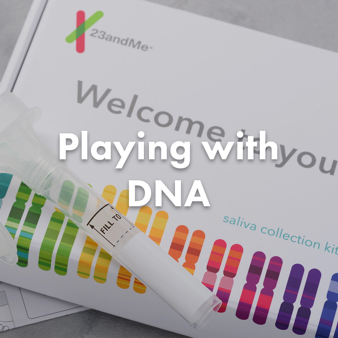 Playing with DNA