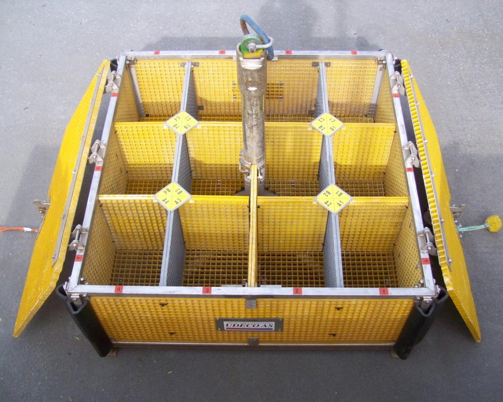 ROV tool basket