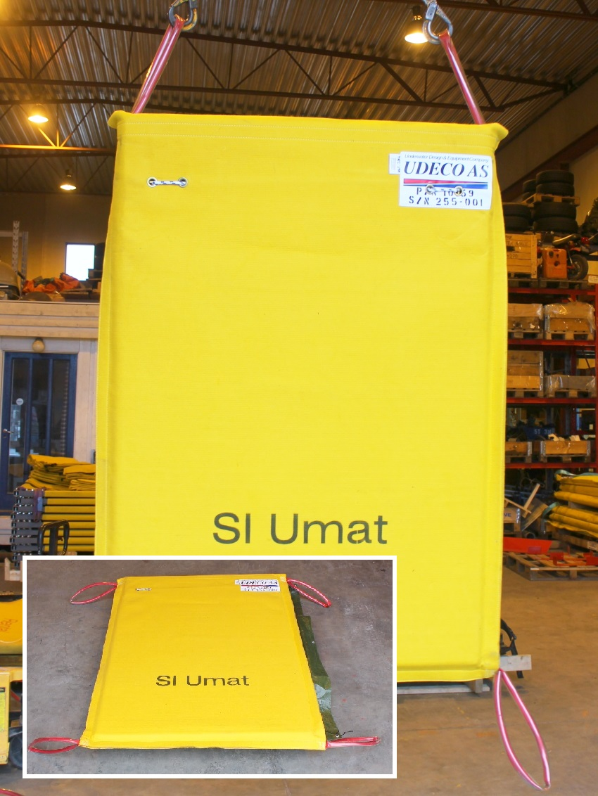 SI Umat subsea mattress.