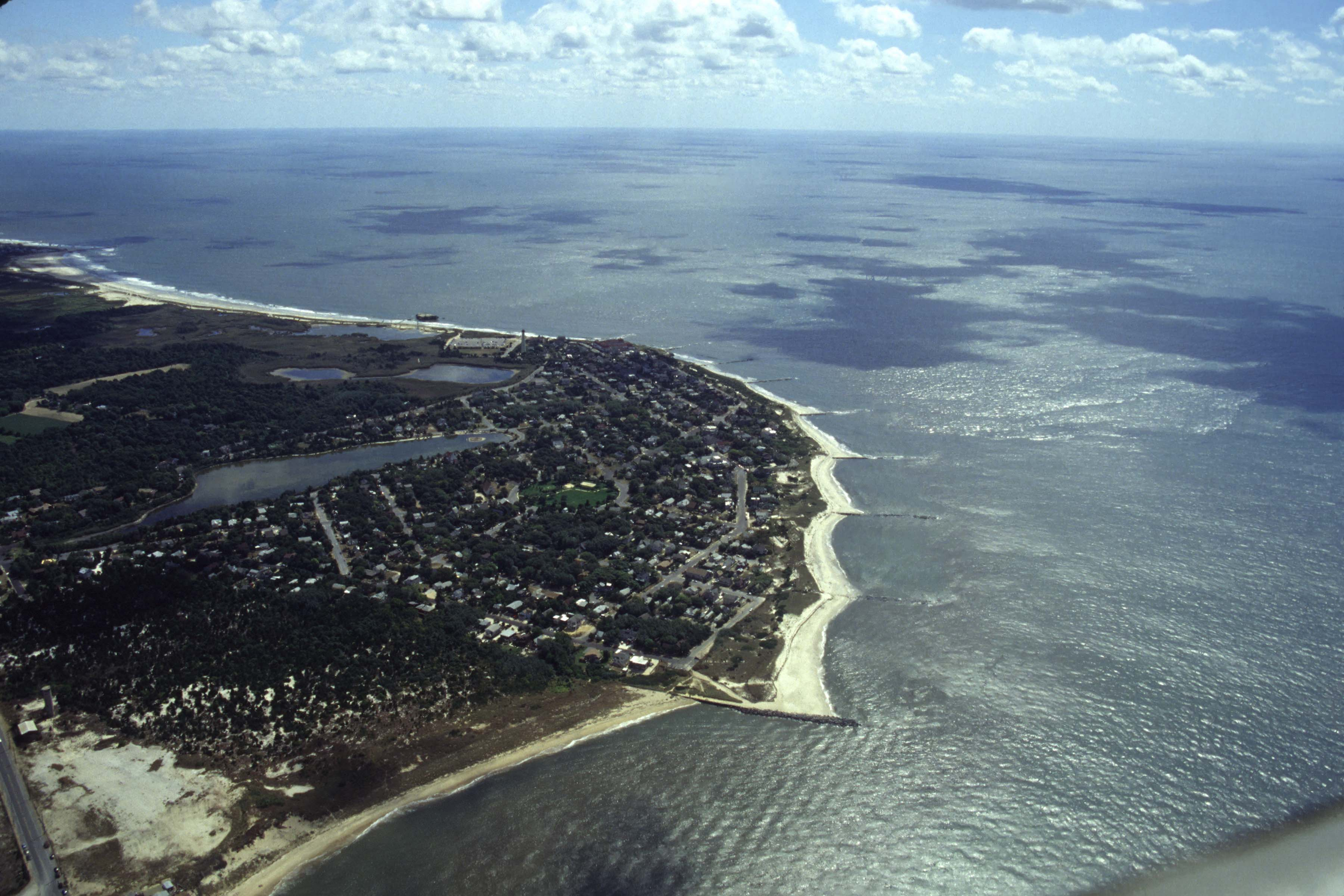 Cape May Aerial