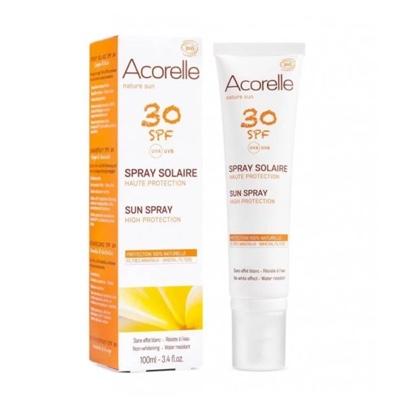 Crème solaire corps Acorelle