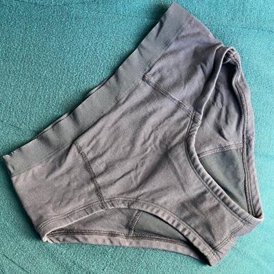 Culotte de Règles Thinx en coton noir
