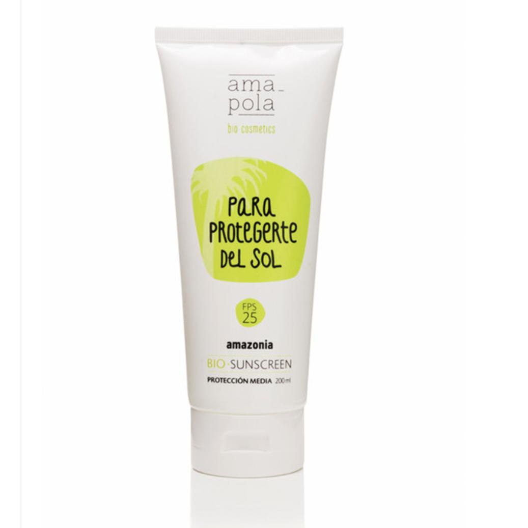 Ama Pola - Crème solaire Corps