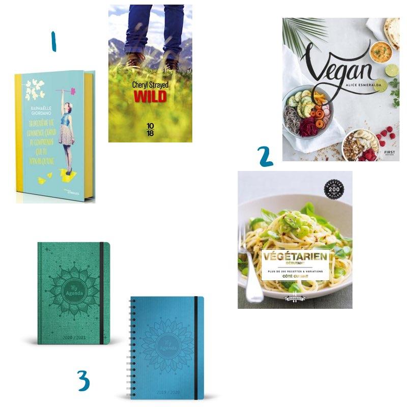 Idées cadeaux livres