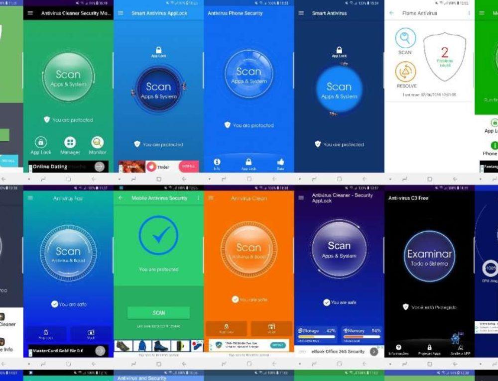 los antivirus para Android son una estafa