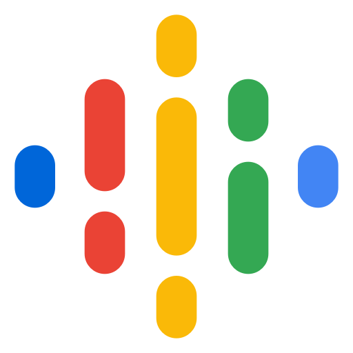 Google Podcasts Logo Linking to Oath Law's podcast, Your Investment Attorney.