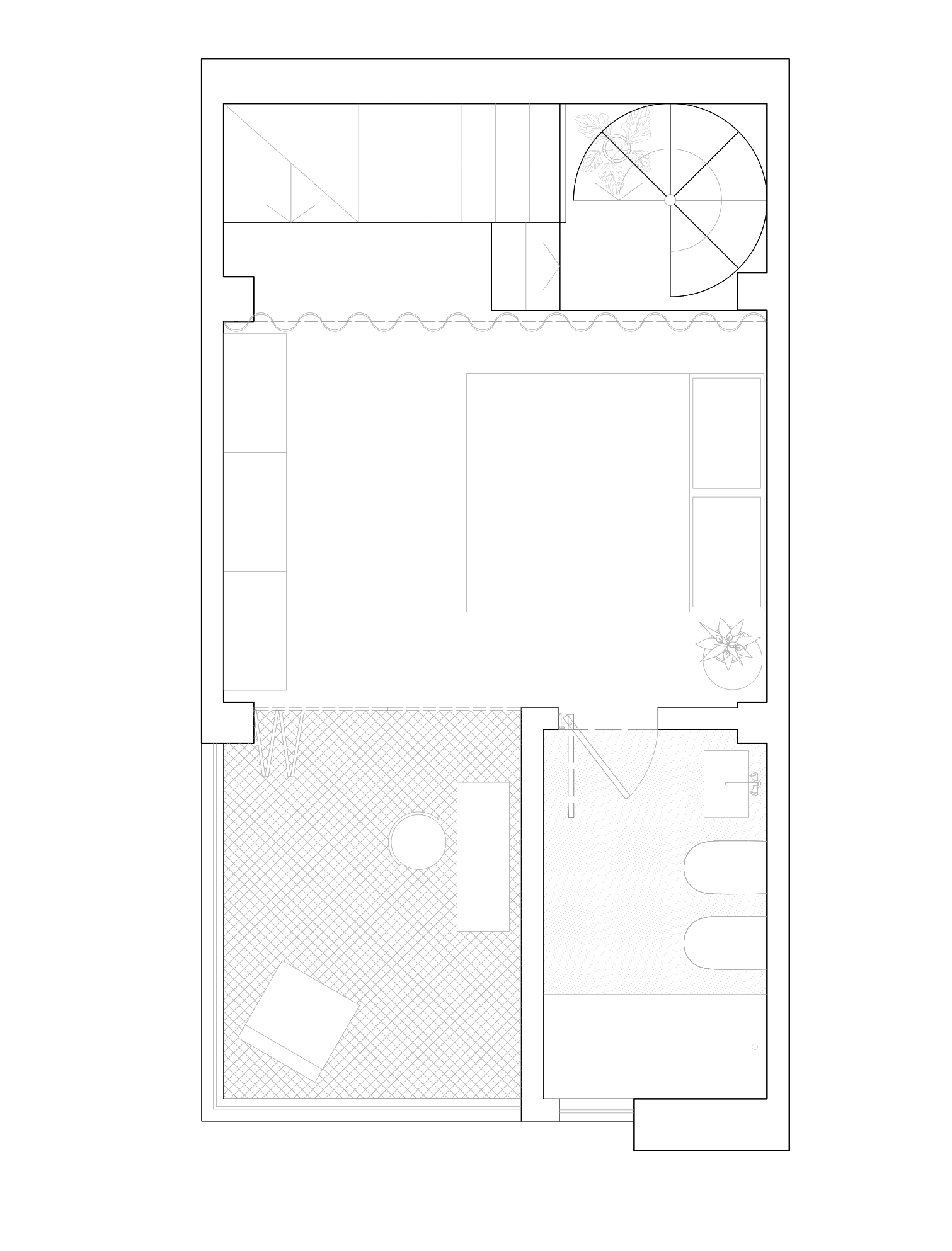 architecture floor plan