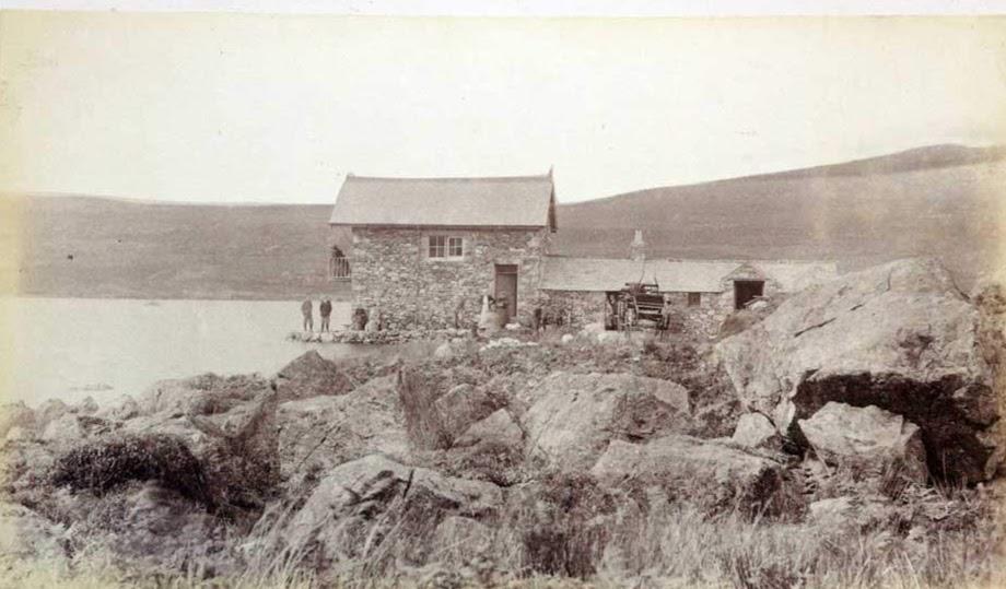 historic picture boathouse devoke water lake district restoration plan