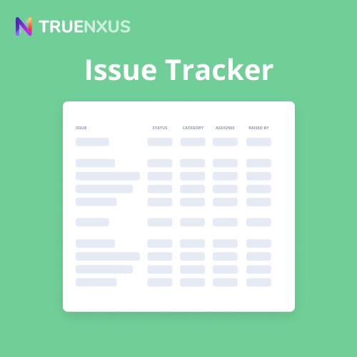 Issue Tracker