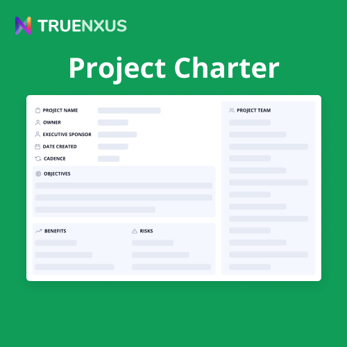 Google Sheets Project Charter
