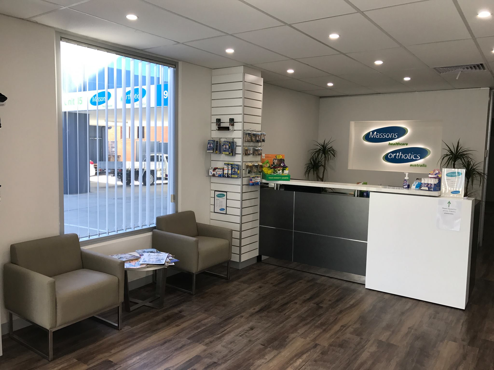 Massons Healthcare Knoxfield Clinic