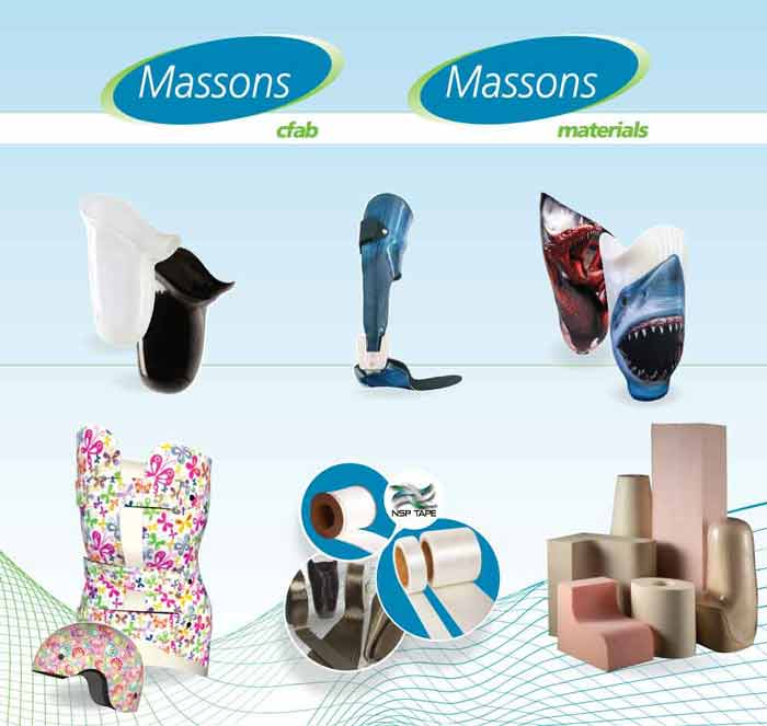 Massons Healthcare CFAB & Materials