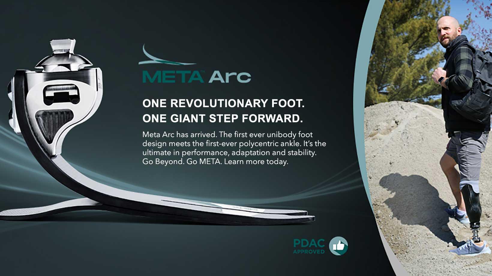 Meta Arc Foot