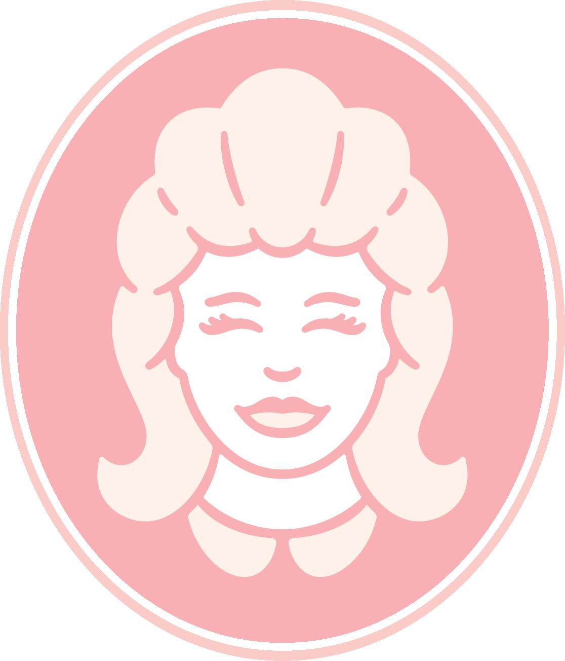 Bouffant Icon