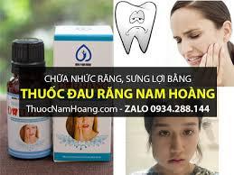 thuốc chữa viêm lợi răng hàm