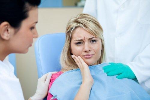 cách chữa sâu răng cho bà bầu