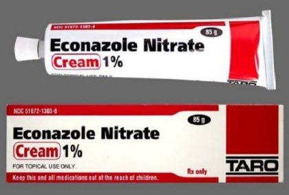 Thuốc chữa nước ăn da chân Econazole