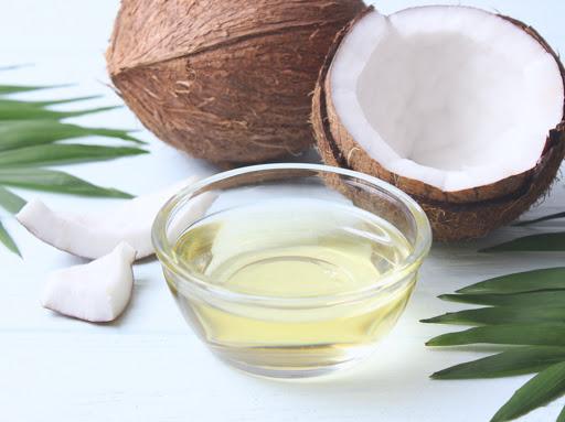 Cách trị vết chàm đỏ bằng dầu dừa