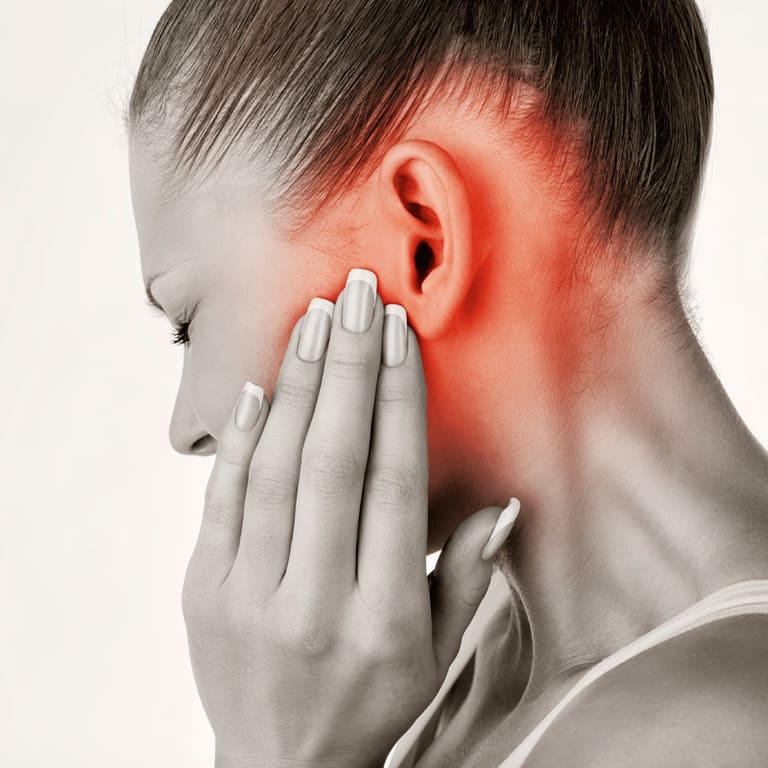 cách trị Đau tai  khi nuốt nước bọt