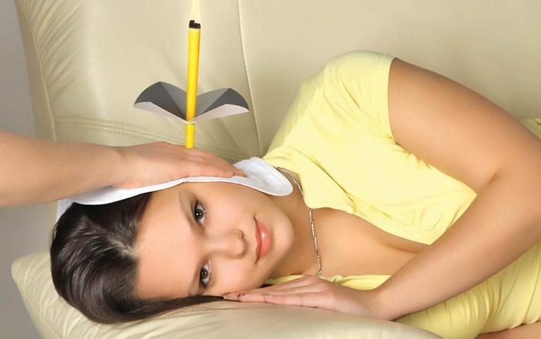 Xông hơi chữa viêm tai giữa