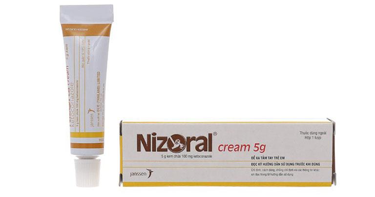 thuốc chữa trị lang beng Nizoral