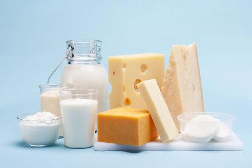 viêm xoang kiêng một số sản phẩm từ sữa