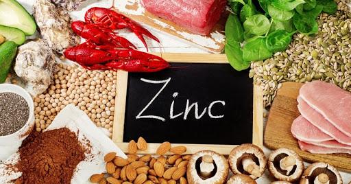 viêm xoang nên ăn thực phẩm giàu chất kẽm