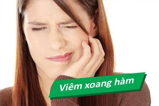 viêm xoang hàm có nguy hiểm không
