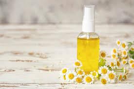 Tinh dầu hoa cúc trị chàm da