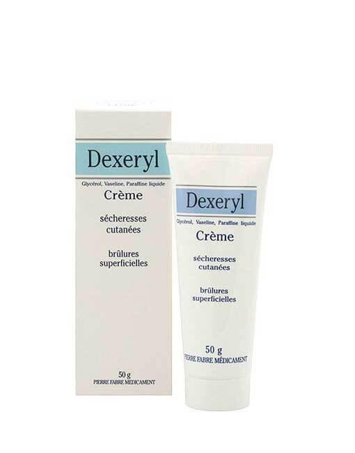 Kem Dexeryl thuốc trị chàm sữa cho trẻ sơ sinh
