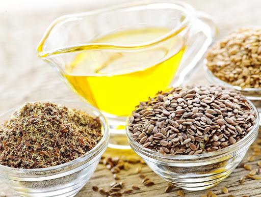 Có thai mắc tiêu chảy phải ăn dầu hạt lanh