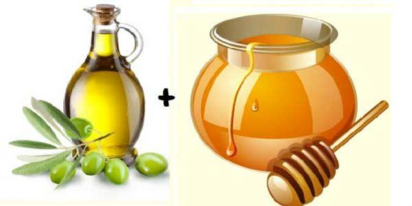 Trị viêm da cơ địa với mật ong cũng như dầu ô liu