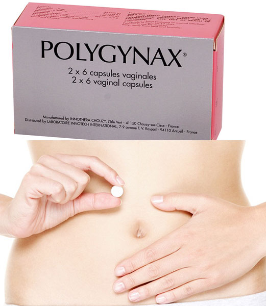 Chỉ định Chống chỉ định thuốc Polygynax