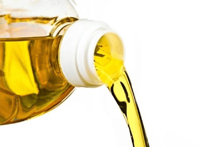 gel bôi trơn bằng dầu ăn thông thường