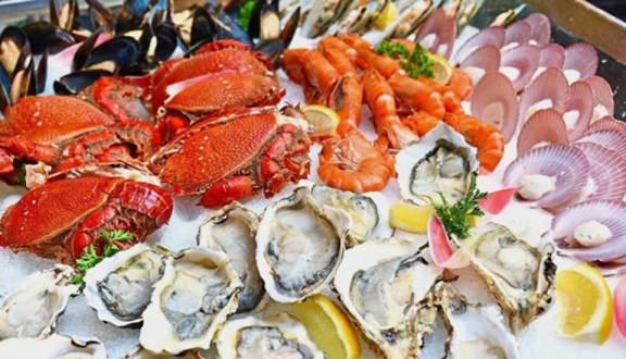 ăn hải sản trước khi quan hệ để kéo dài