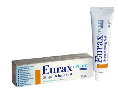Kem trị ghẻ nước Eurax