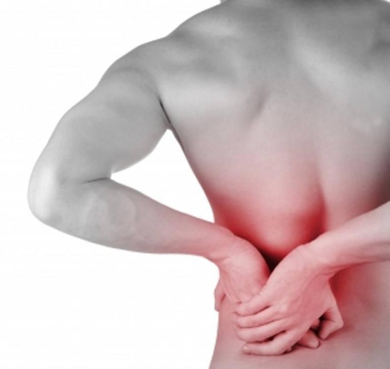 nguyên nhân đau lưng dưới gần mông