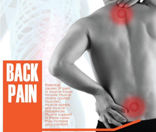 Những mẹo chữa trị mỏi lưng nên biết