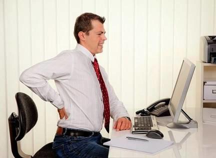 Nguyên do gây đau thắt lưng ở nam giới