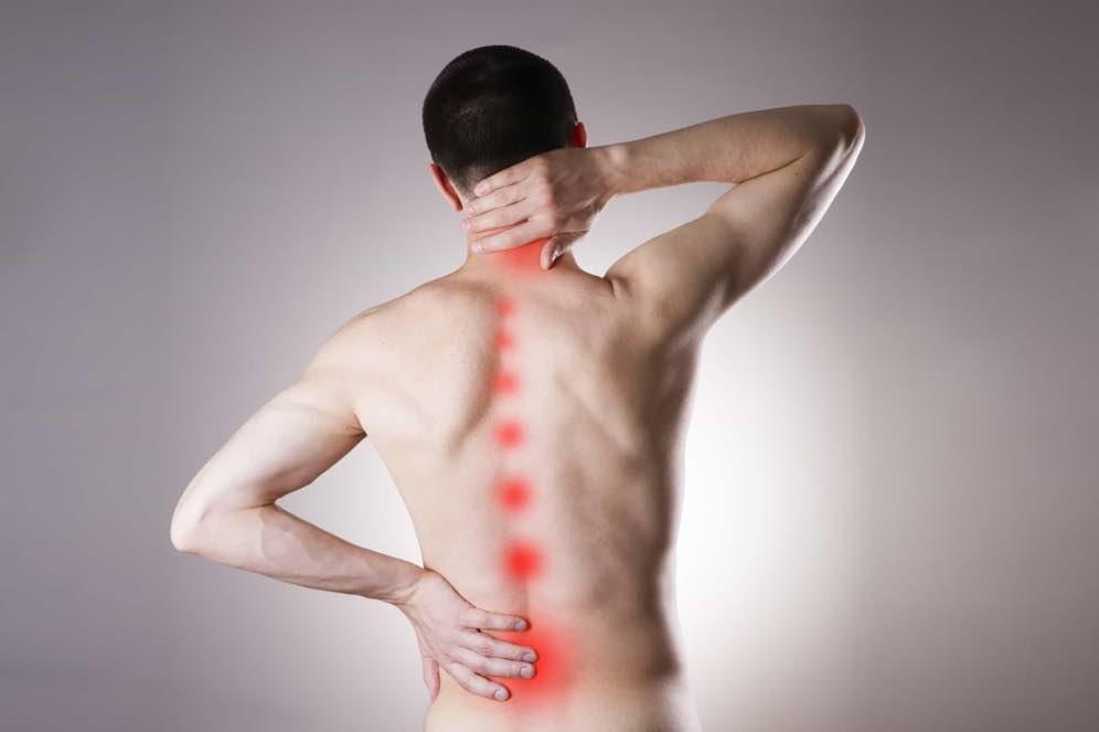 Bài thuốc Đông y điều trị đau lưng trên